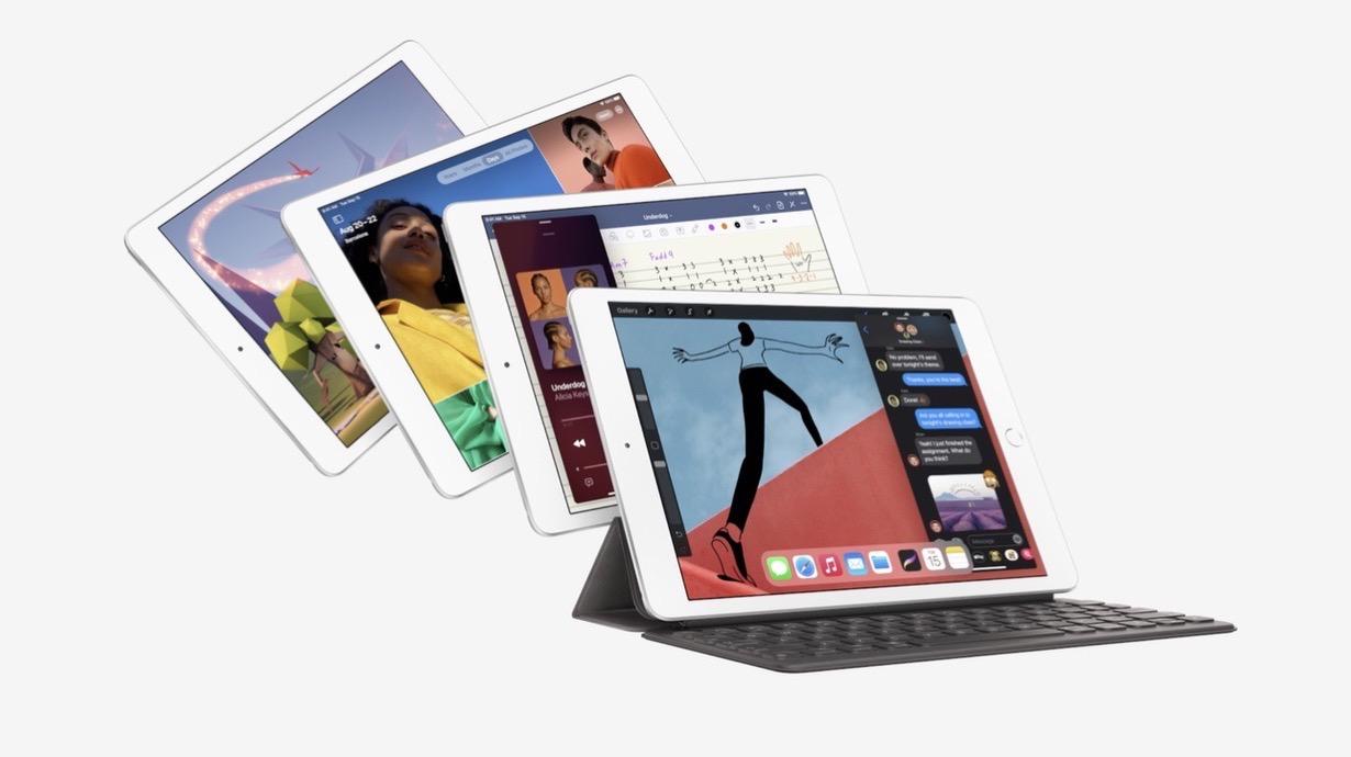 Apple、A12 Bionicプロセッサを搭載した「iPad(第8世代)」を発表