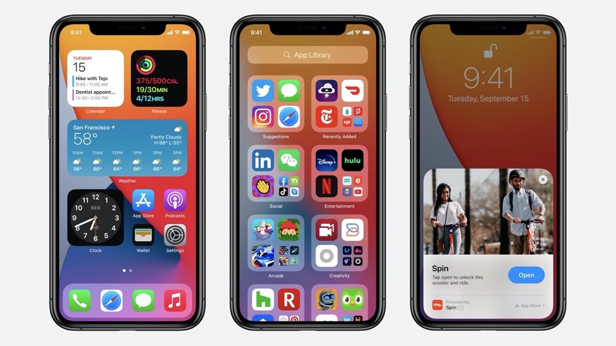 Apple、iPhone向けに主要な体験がアップデートされた「iOS 14」リリース