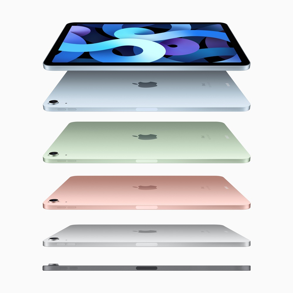 Apple new ipad air new design 09152020