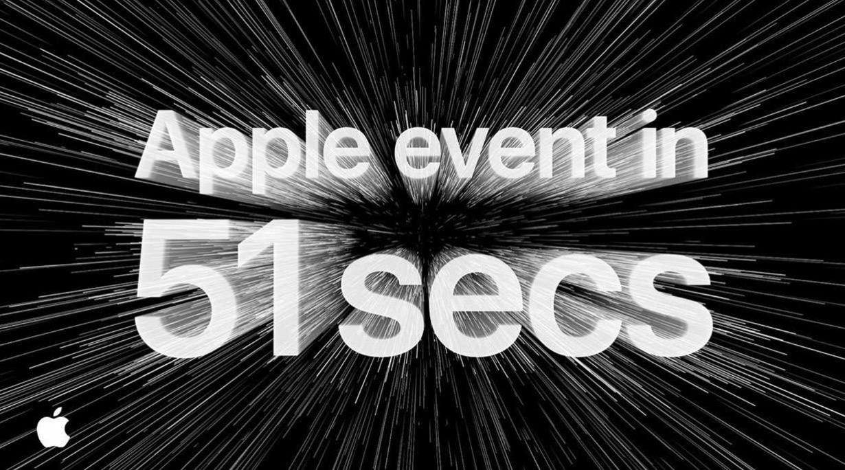 Apple、「iPhone 12」などが発表されたイベントを51秒でまとめた動画「Apple event in 51 seconds」を公開