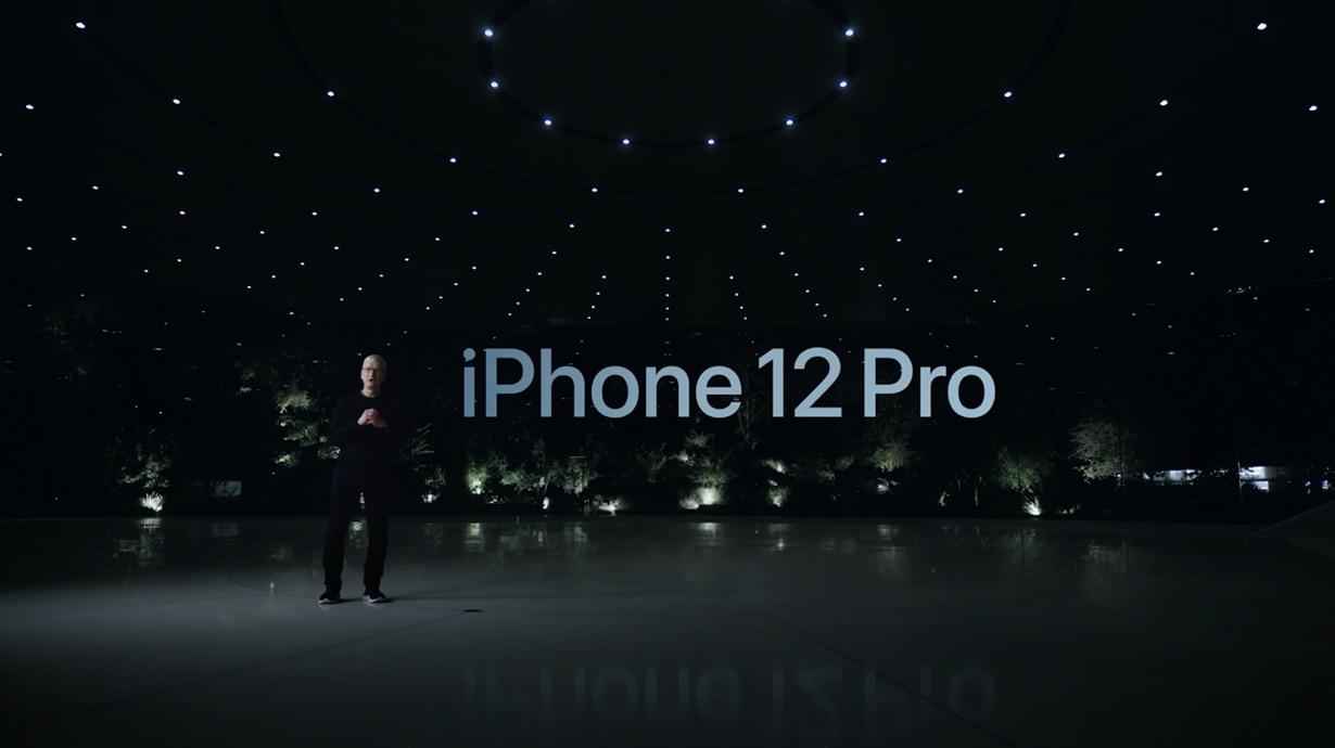 Apple、5Gに対応し、プロカメラシステムを搭載した「iPhone 12 Pro」「iPhone 12 Pro Max」を発表