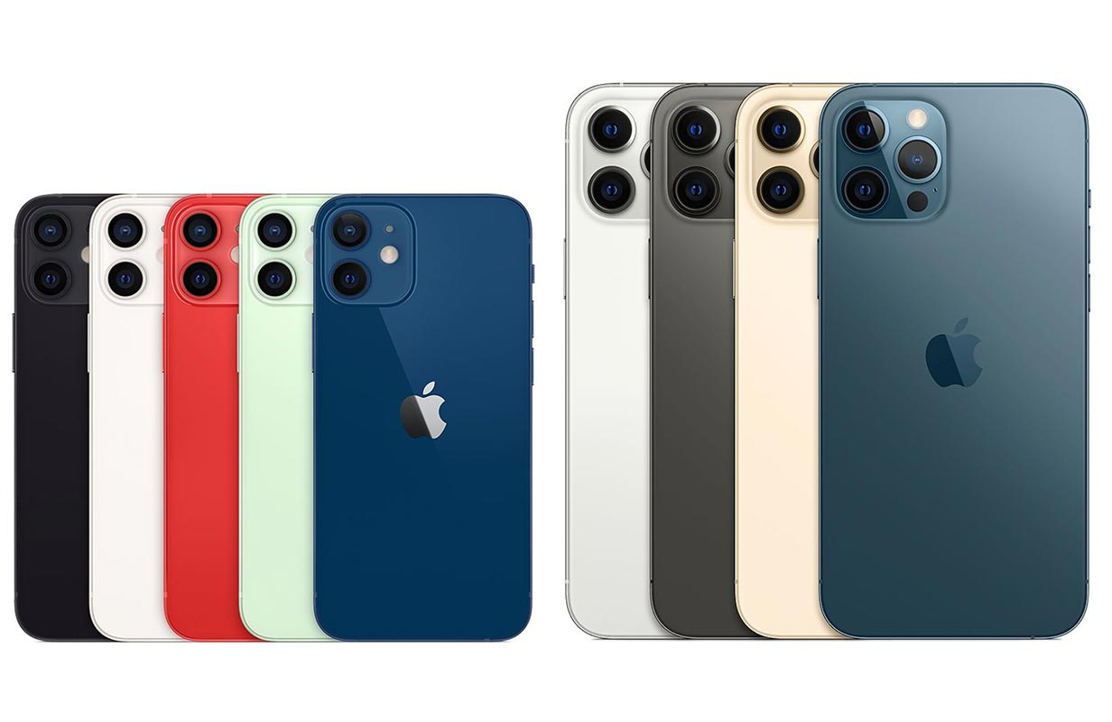 Apple、「iPhone 12 mini」「iPhone 12 Pro Max」の予約開始