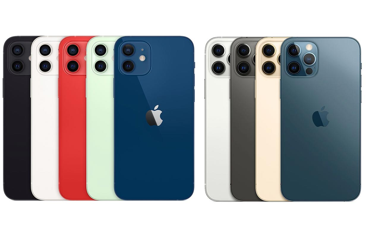 Apple、「iPhone 12」「iPhone 12 Pro」の販売を開始