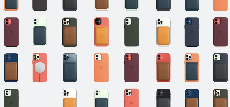 Apple、MagSafe対応iPhone向けアクセサリーを発表