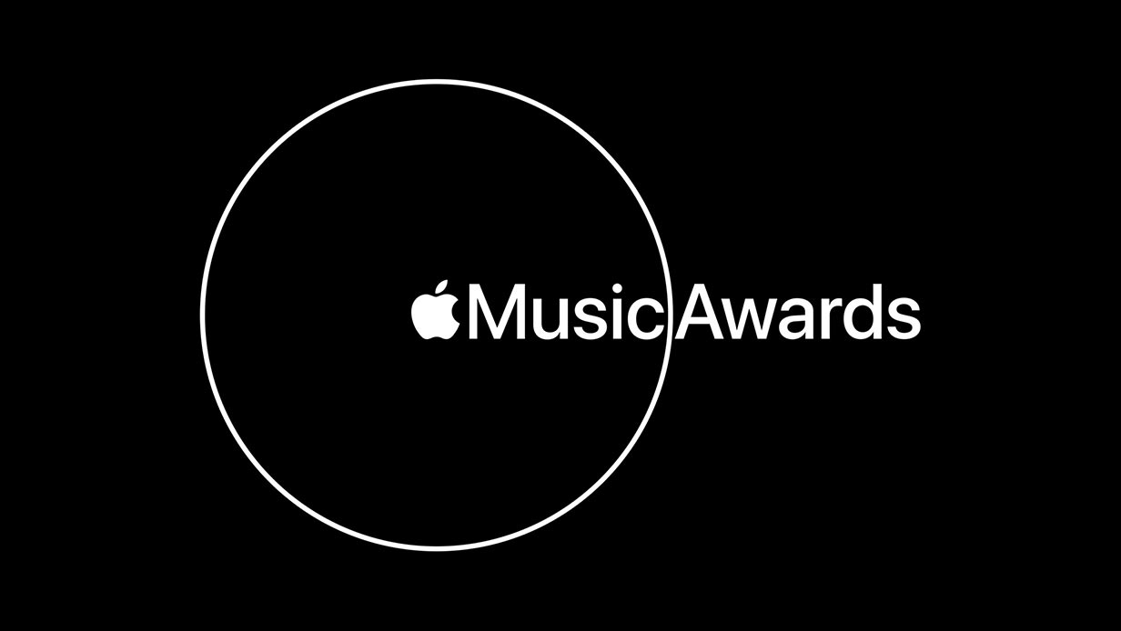 Apple apple music awards 2020 hero