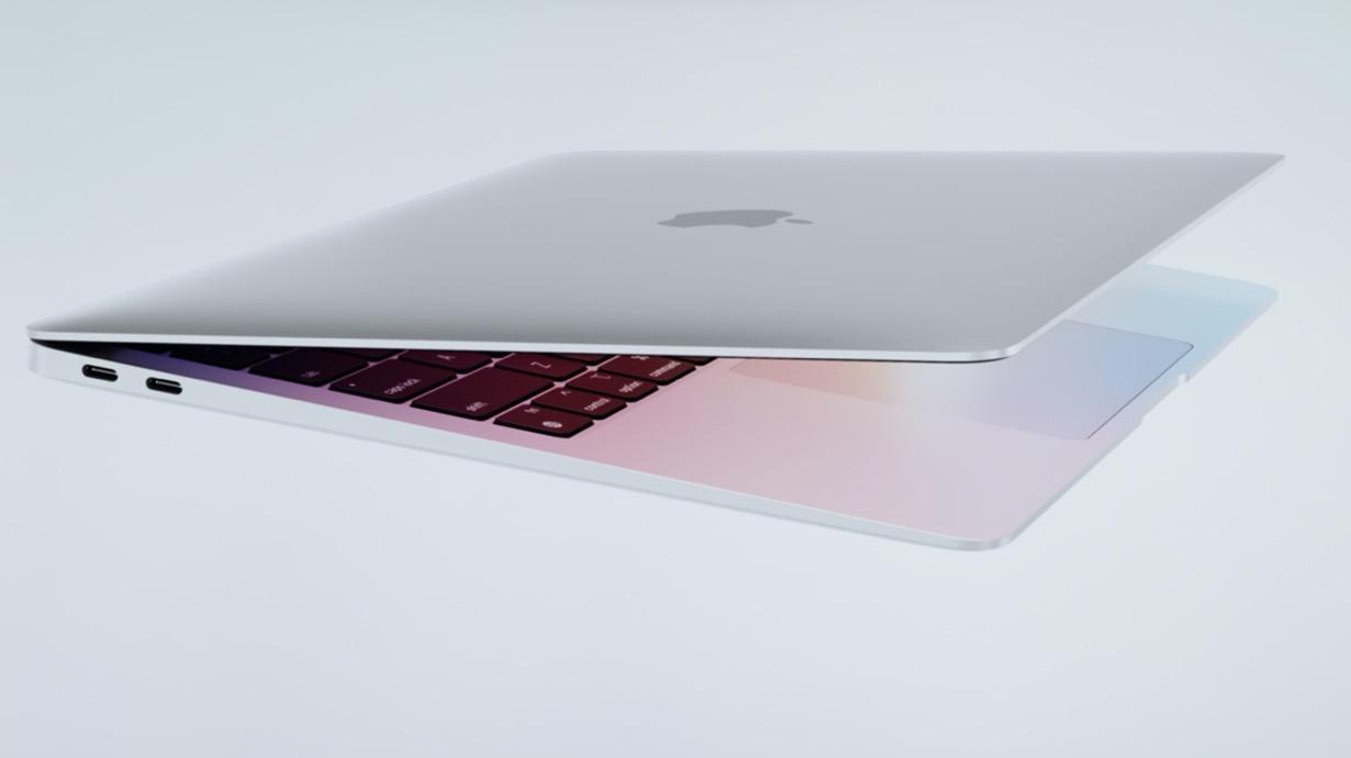 Apple、M1チップを搭載した新型「MacBook Air」を発表
