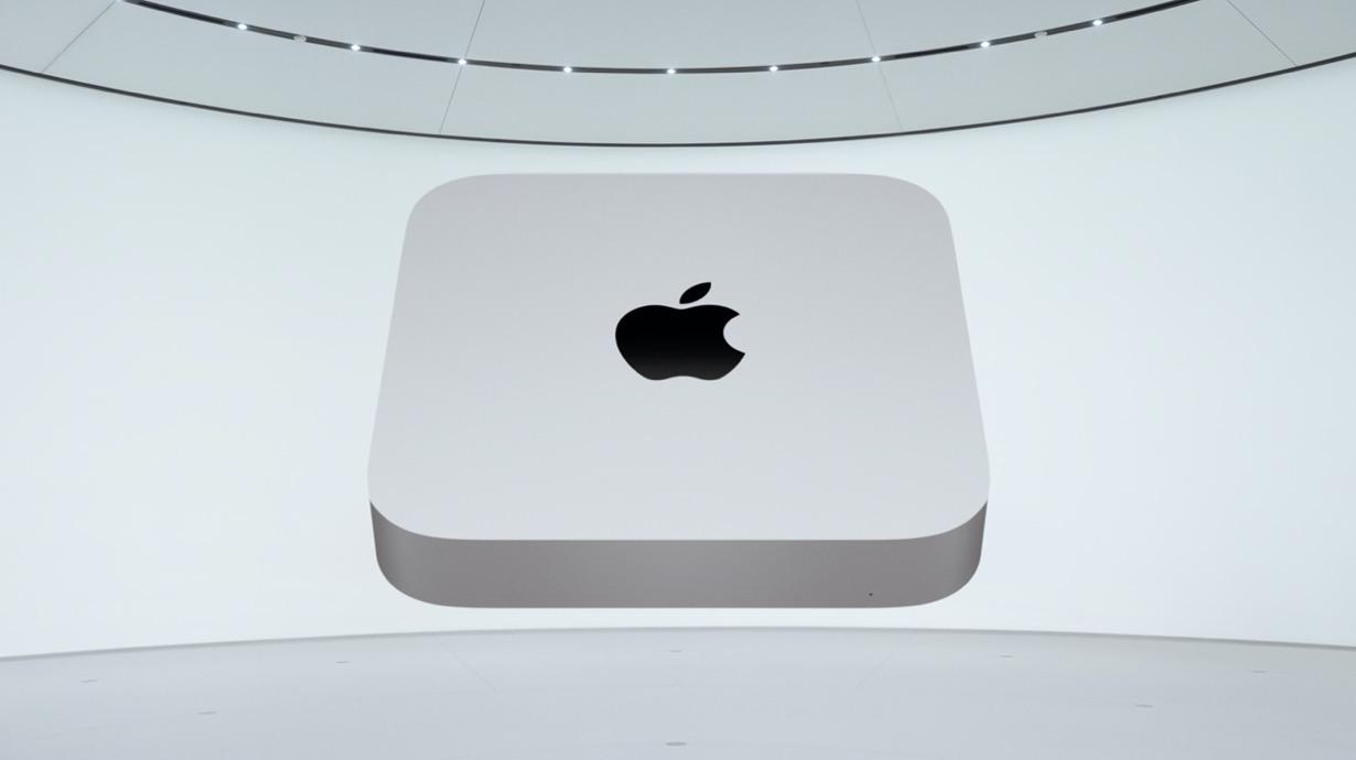 Apple、M1チップを搭載した新型「Mac mini」を発表