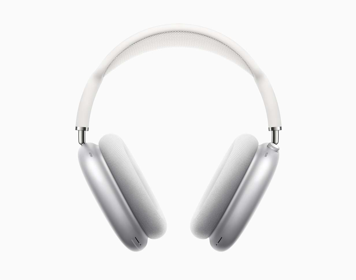 Apple、オーバーイヤーヘッドフォン「AirPods Max」を発表 ー 価格は61,800円