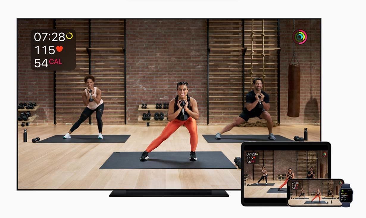Apple、アメリカなどで「Fitness+」を12月14日より提供開始へ(日本での提供開始時期は未定)