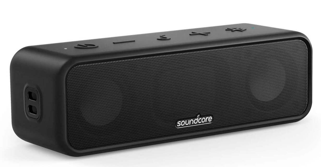 Anker、音質を特に強化した大人気Bluetoothスピーカーの進化版「Soundcore 3」の販売を開始