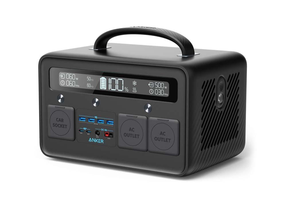 Anker、超大容量ポータブル電源「Anker PowerHouse II 800」の販売を開始