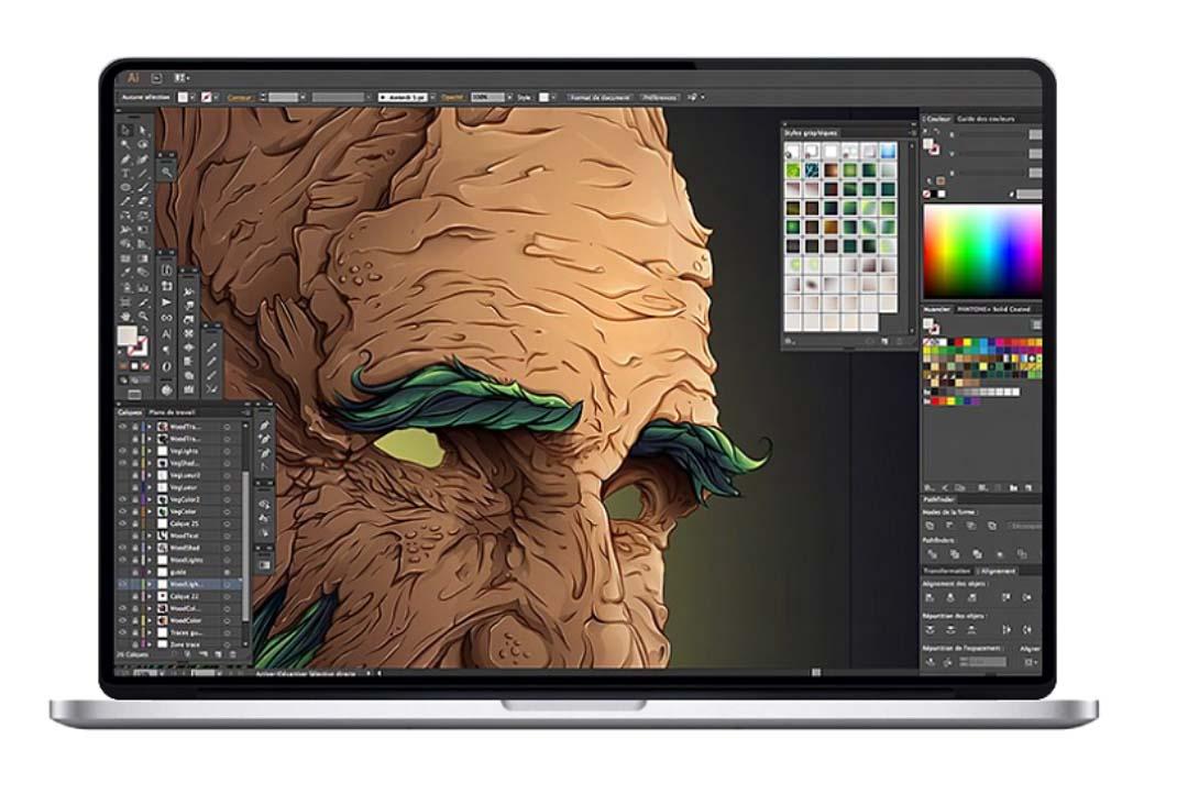 Adobe、Apple Siliconに対応した「Adobe Illustrator」のベータ版をリリース
