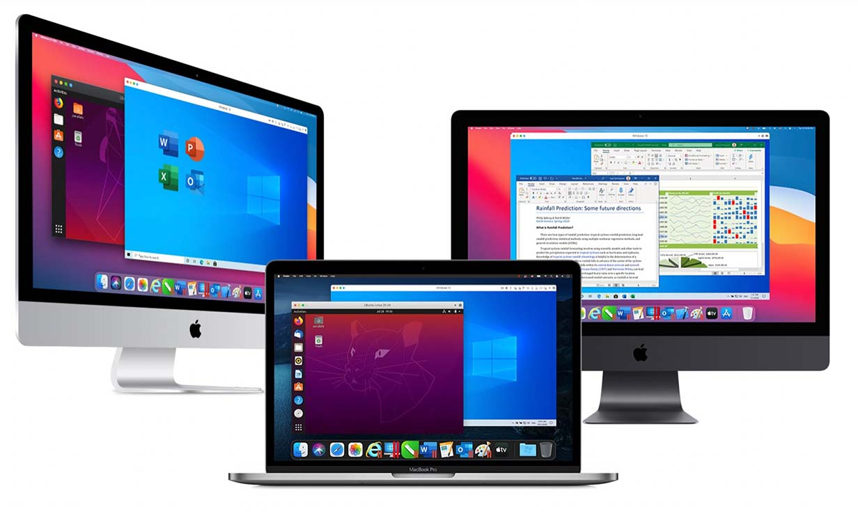 Parallels、「Parallels Desktop 16」が25%オフになるプロモーション実施中(4/29まで)