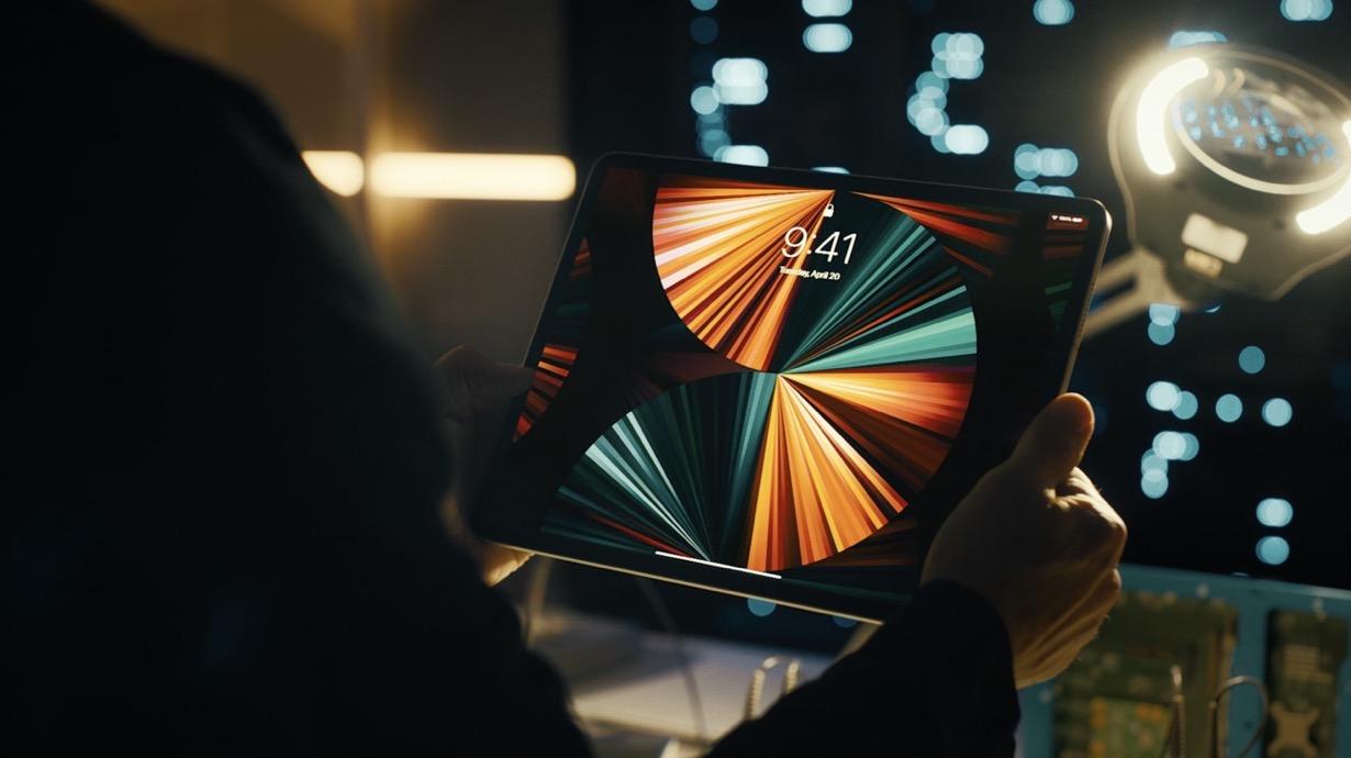 Apple、M1チップを搭載した新型「iPad Pro」を発表 ー 5Gにも対応