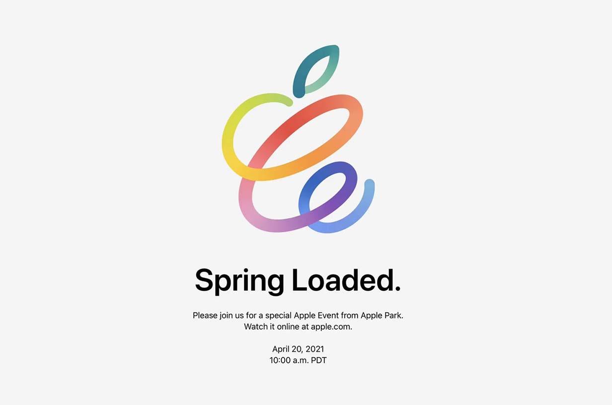Apple、現地時間4月20日にスペシャルイベントを開催と発表 #AppleEvent