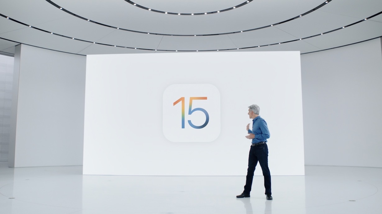 Apple、多くの機能を搭載した「iOS 15」を発表