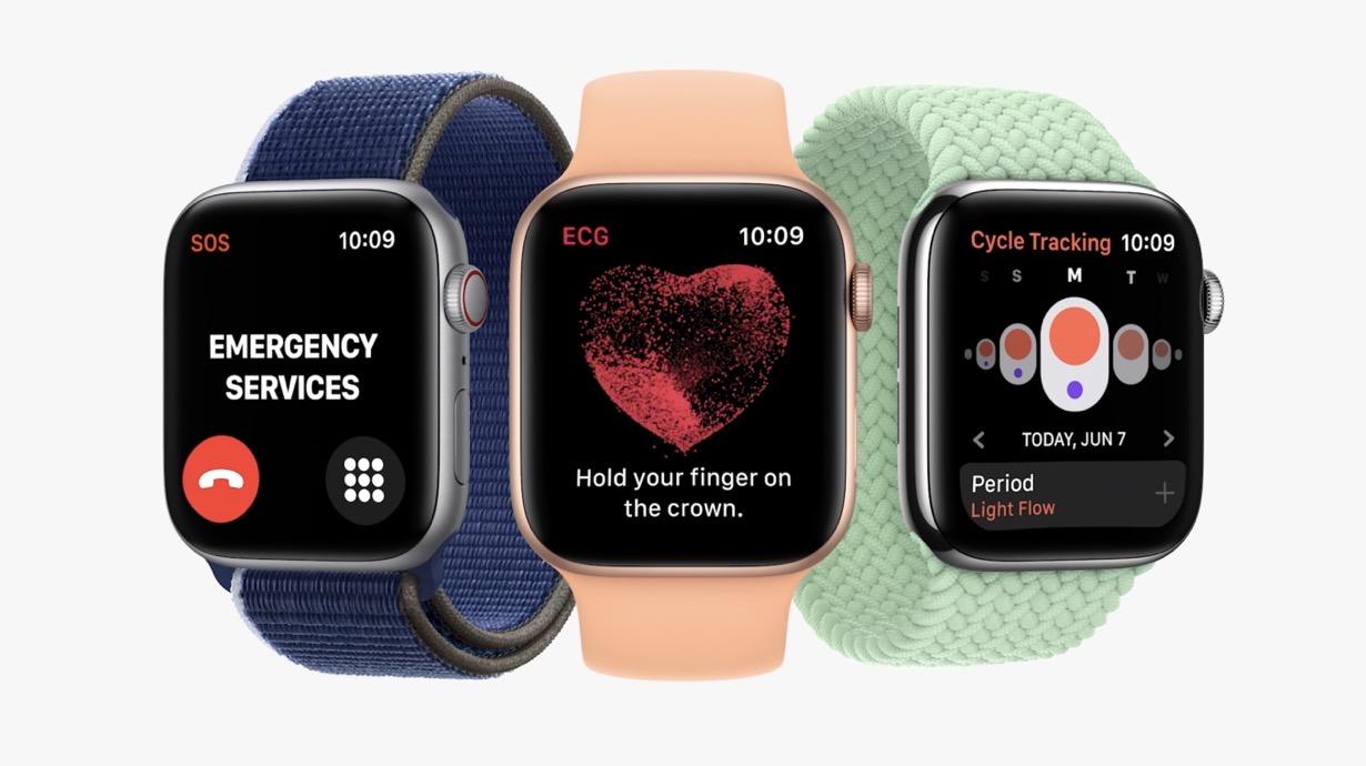 Apple、多くの機能を追加した「watchOS 8」を発表