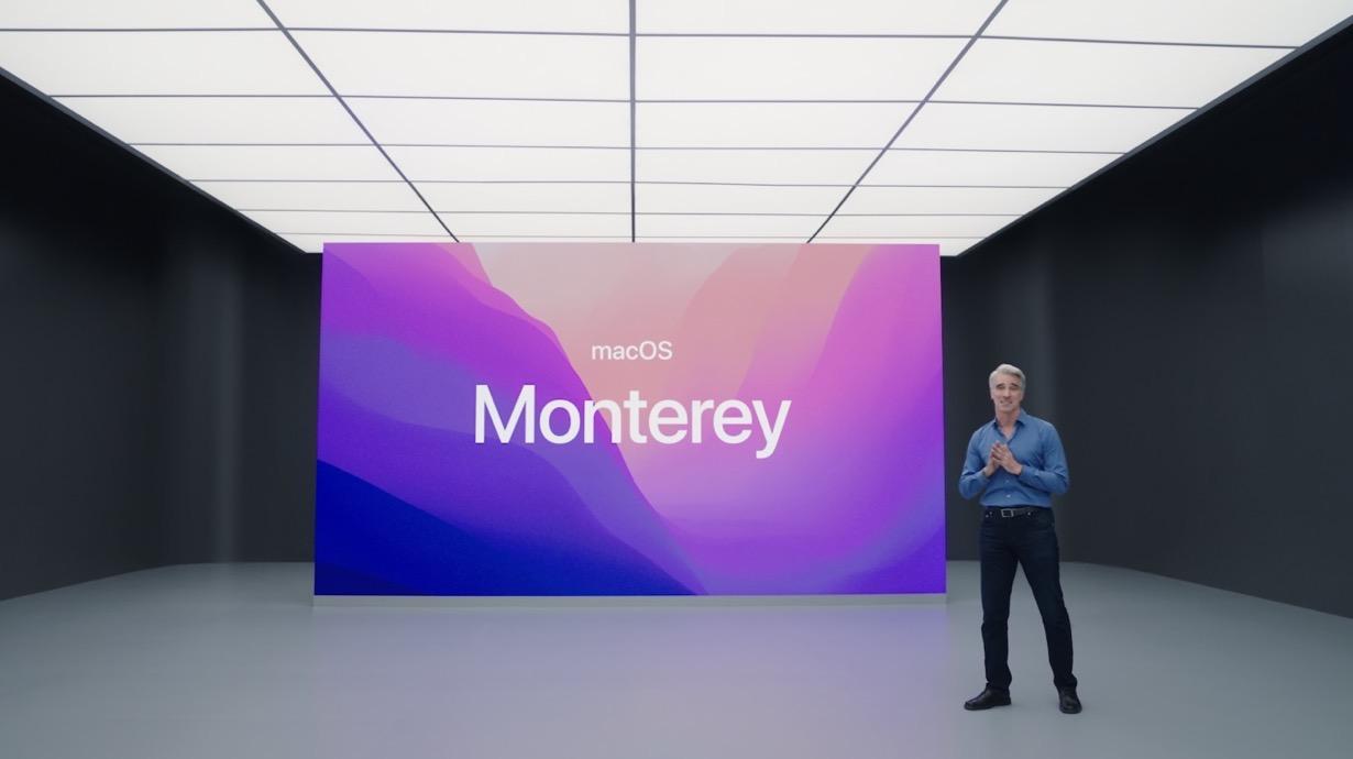 Apple、ユニバーサルコントロール機能などを追加した「macOS Monterey」を発表