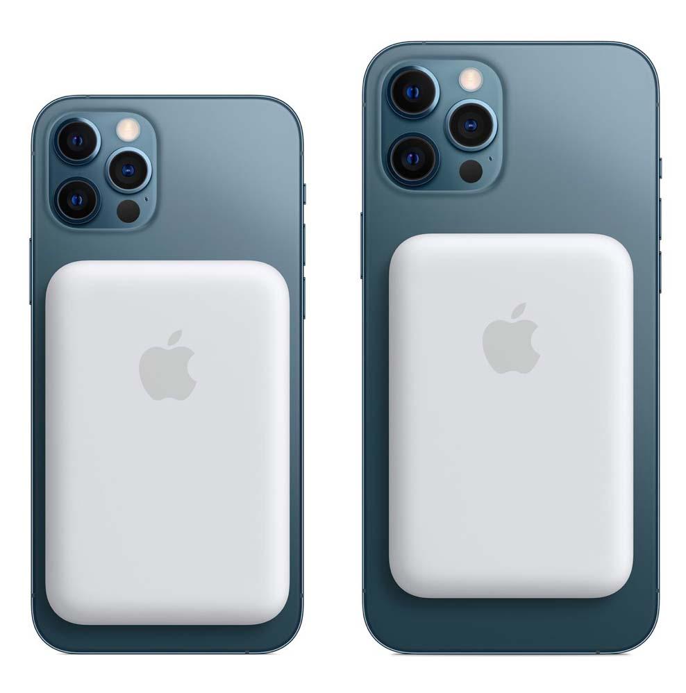 Apple、iPhone 12シリーズ向けに「MagSafeバッテリーパック」の販売を開始