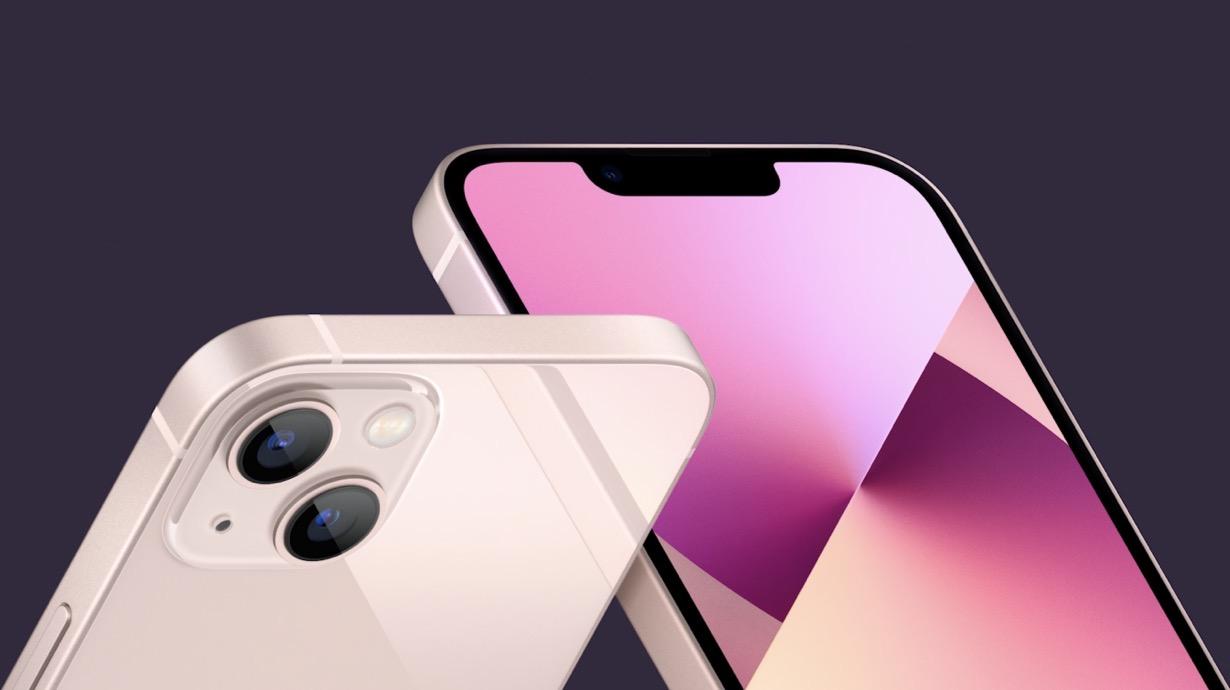 Apple、「iPhone 13」と「iPhone 13 mini」を発表