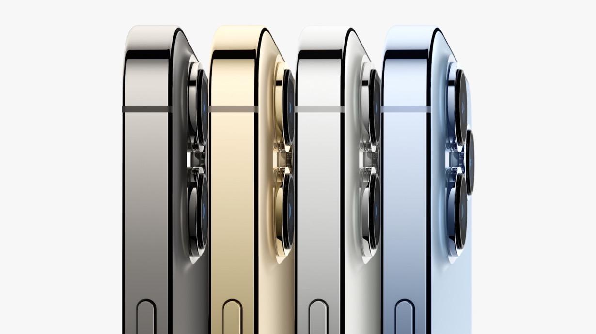 Apple、「iPhone 13 Pro」と「iPhone 13 Pro Max」を発表