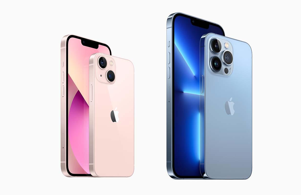 Appleと各キャリア、「iPhone 13」「iPhone 13 Pro」シリーズの販売を開始