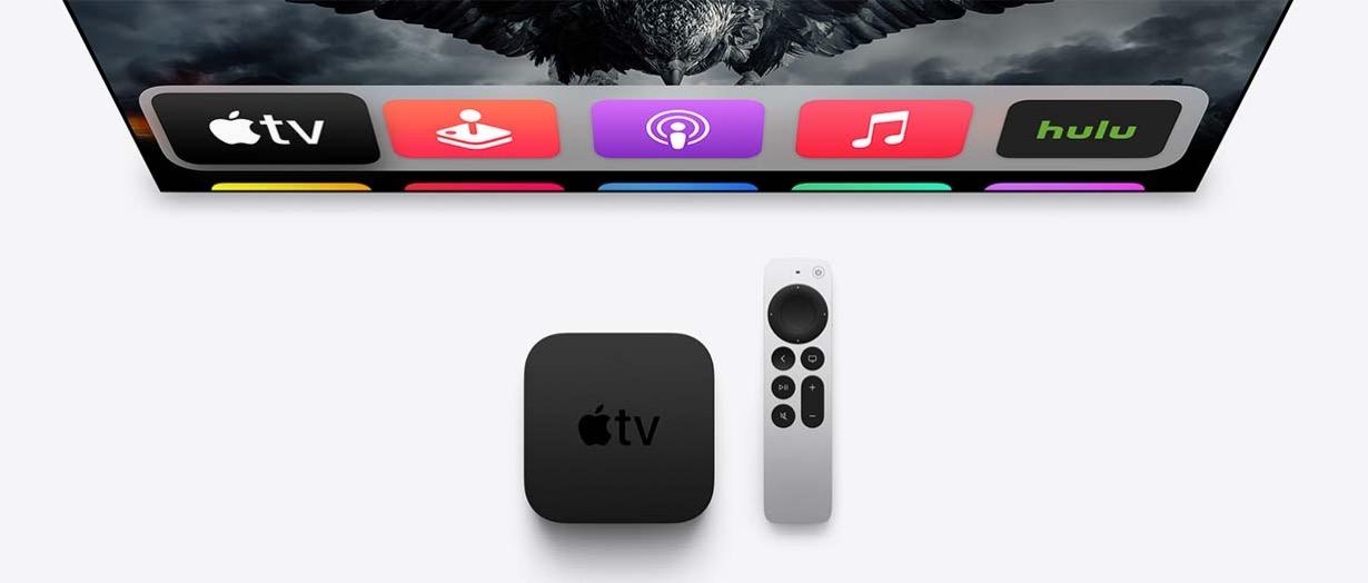 Apple、Apple TV向けに「tvOS 15」リリース