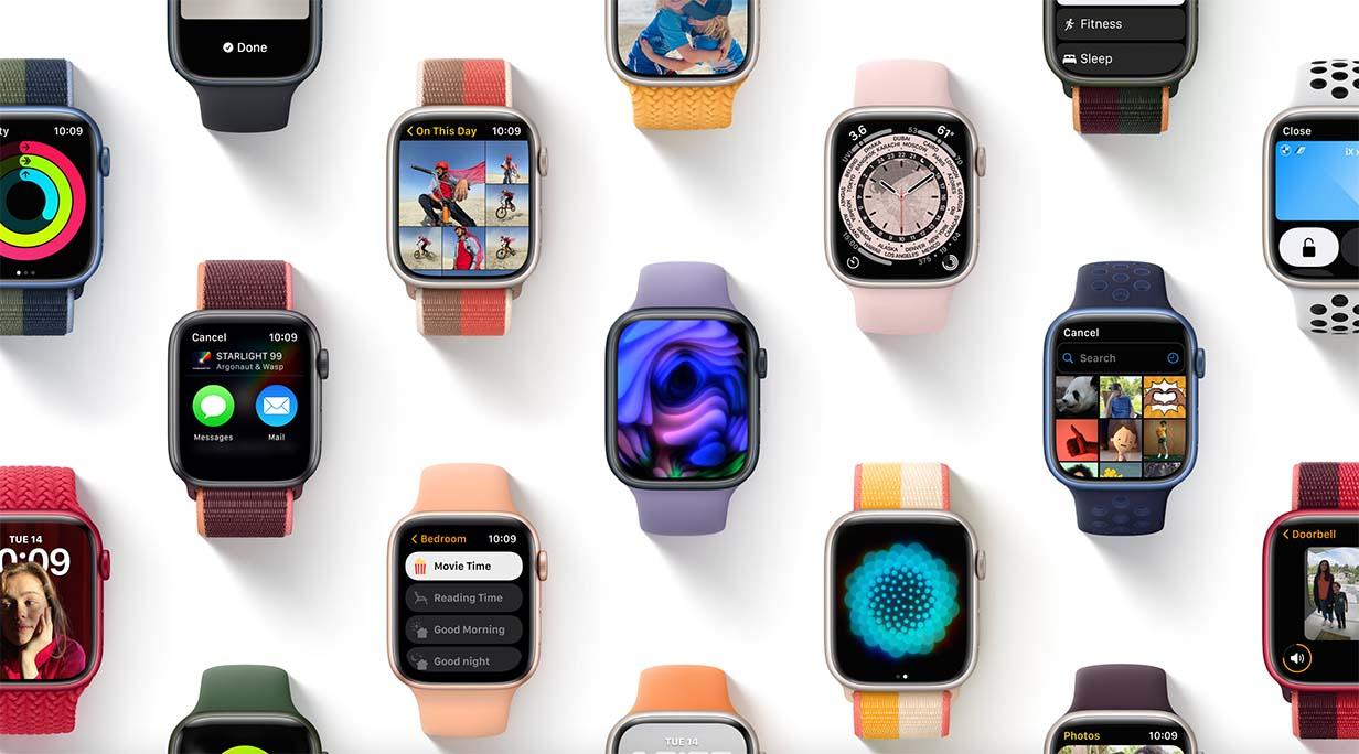 Apple、Apple Watch向けに「watchOS 8」リリース