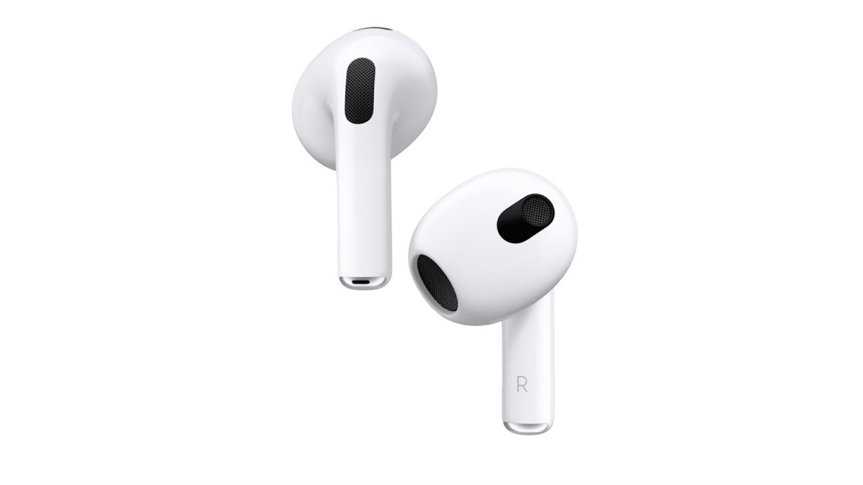 Apple、「AirPods(第3世代)」を発表